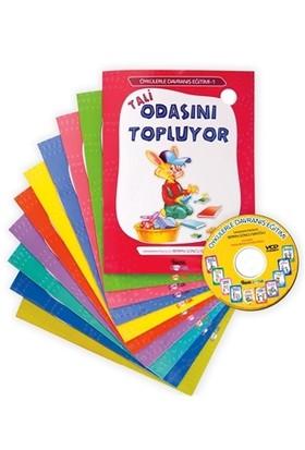 Öykülerle Davranış Eğitimi Serisi (3-7 Yaş) + Etkinlikli Boyama Kitabı (10 Kitap Takım)