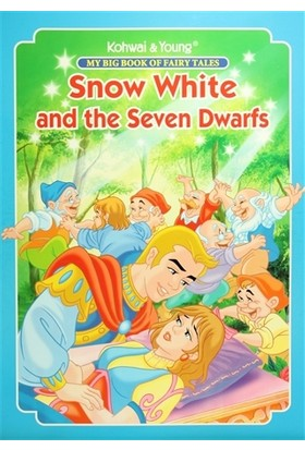 My Big Book Of Fairy Tales: Snow White and The Seven Dwarfs