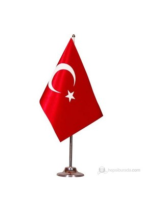 Bayrakal İkili Türk Masa Bayrak Takımı