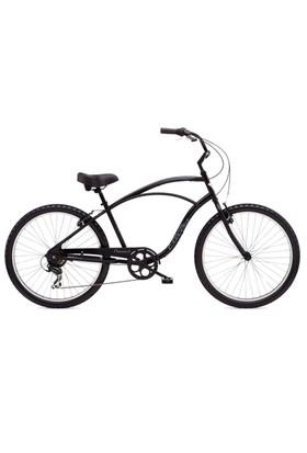 Electra Cruiser 7D - Siyah Bisiklet