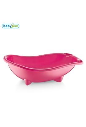 Babyjem Sedefli Balina Banyo Küveti / Pembe