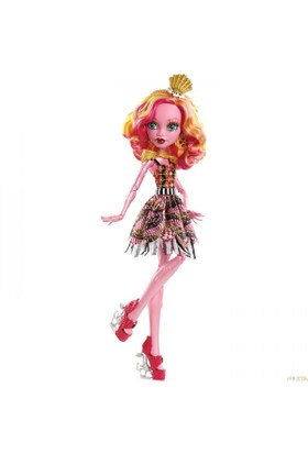 Monster High Dev Kız Goolopie