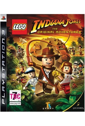 Indiana Jones The Original Adventures Ps3