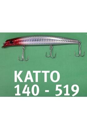 Kabura Katto 140 mm Suni Yem