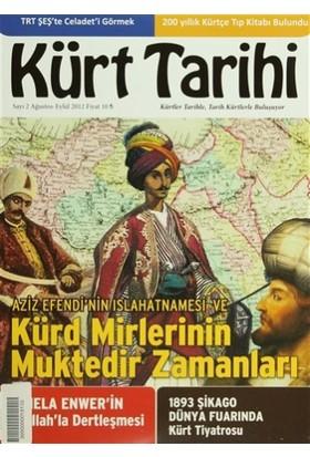 Kürt Tarihi Dergisi Sayı: 2