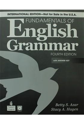 Fundamentals of English Grammar Fourth Edition With Answer Key
