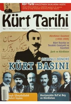 Kürt Tarihi Dergisi Sayı: 8