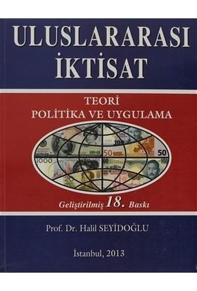 Uluslararası İktisat - Halil Seyidoğlu