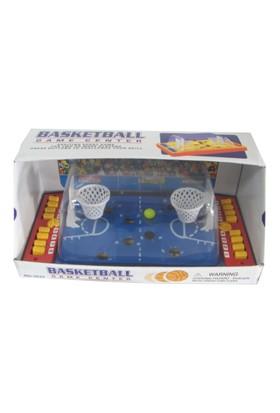 CC Oyuncak Kutulu Butonlu Basketbol Oyun Seti