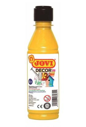 Jovi Akrilik Boya Sarı Renk 250ml