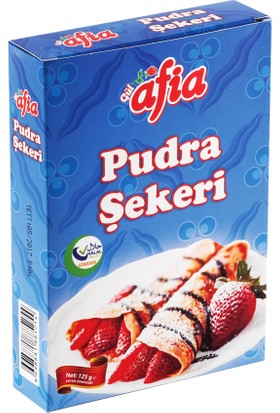 Pudra Şekeri (125 Gr )