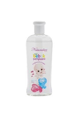 Naturalive Bebek Şampuanı (410 Ml)