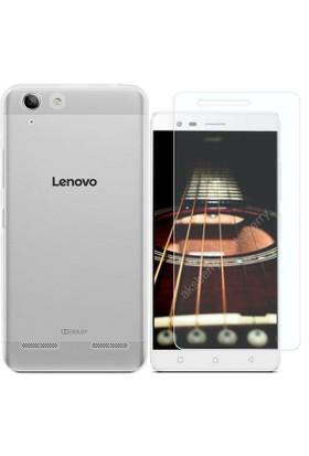 Melefoni Lenovo Vibe K5 Silikon Kılıf Hediye Ekran Koruyucu