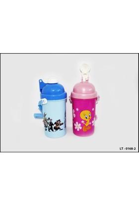 Cem Lt 0168 2 Looney Tunes Plastik Su Matarası