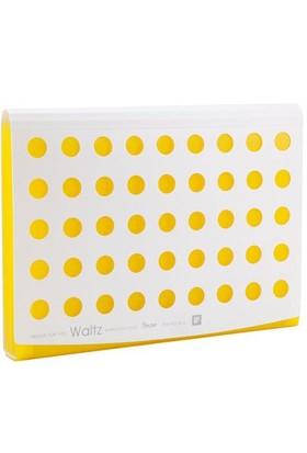 Shuter W13 A4 Evrak Dosyası 13 Gözlü Fantastik Sarı