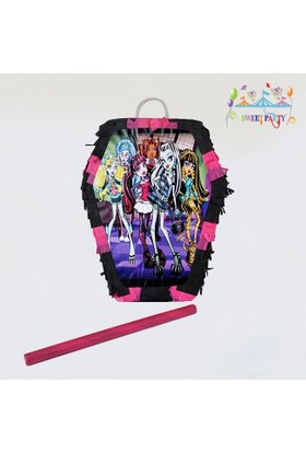 Monster High + Pinyata Sopası