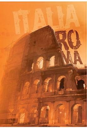 Dones Defter Cities Serisi Roma