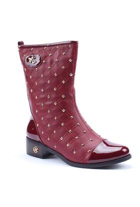 Guja B1081 Uzun Çizme Bot Kadın Ayakkabı