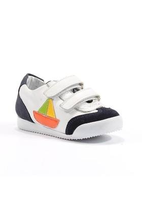 Alibo Günlük Cırtlı Deri Çocuk Erkek Spor Ayakkabı