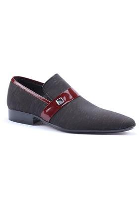John Paul 1021 Abiye Damatlık Klasik Erkek Ayakkabı
