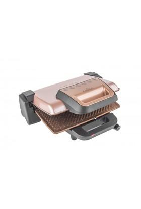 Karaca Rose Gold Granit Tost Makinesi