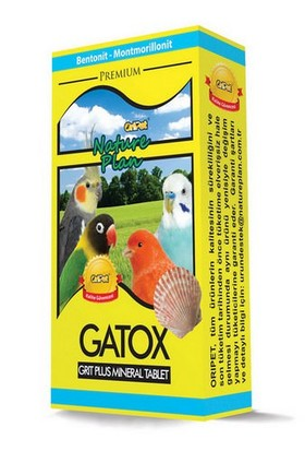 Nature Plan Gatox Grit Plus Mineral Tablet