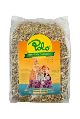 Polo Herbal Mix Kemirgen Otu 1000 gr