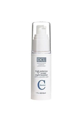 DCL High Potency C Scape Night Booster 30 ml