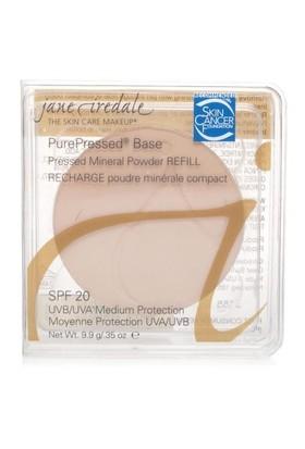Jane Iredale Pressed Powders SPF 20 Mineral Foundation Refill Sıkıştırılmış Pudra - Warm Silk 9.9 g