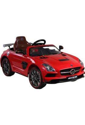 BabyHope Mercedes SLS-AMG Akülü Araba 12 V