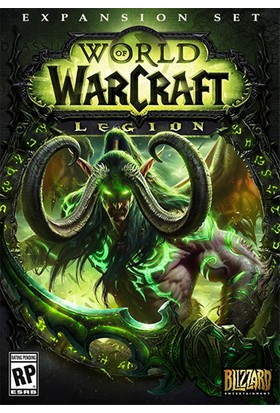 PC World Of Warcraft Legion Genişleme Paketi