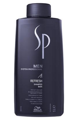 Wella Sp Men Refresh Canlandırıcı Şampuan 1000Ml