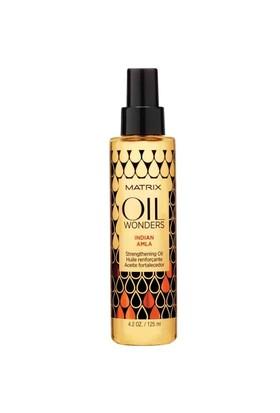 Matrix Oil Wonders Zayıf Saçlar İçin Güçlendirici Hint Yağı 125Ml
