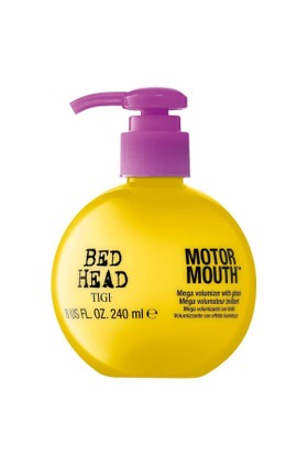 Tigi Bed Head Motor Mouth Hacim Veren Parlak Krem 240Ml