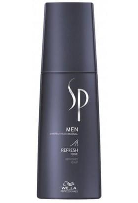 Wella Sp Men Refresh Canlandırıcı Tonik 125Ml