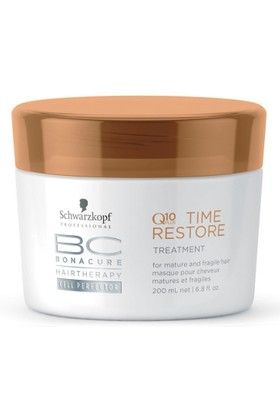 Bonacure Time Restore Q10 Bakım Kürü - Maske 200Ml