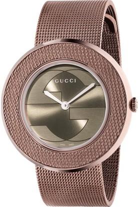 e4e113fd6ed Gucci YA129445 Bayan Kol Saati