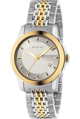 d3b9a31a4cd Gucci YA126511 Bayan Kol Saati