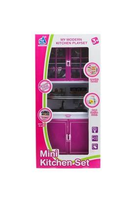 Bircan Oyuncak Mutfak Seti Sesli Ve Işıklı Model 2