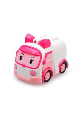 Robocar Poli Transformers Robot Figür Amber