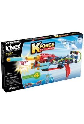 K'Nex K-Force K-20X Yapı Seti 47524