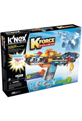 K'Nex K-Force Flash Fire Blaster Yapı Seti (Motorlu) 47010