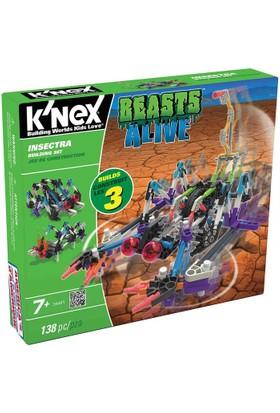 K'Nex Insectra Yapım Seti Beasts Alive 34481