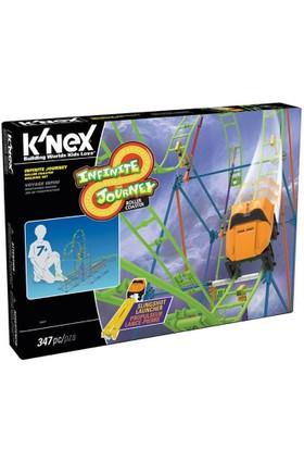 K'Nex Infinite Journey Roller Coaster Seti Thrill Rides 15407
