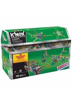K'Nex 70 Farklı Model Building Set 13419
