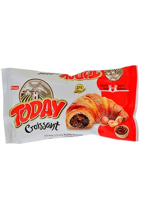 Today Kruvasan Çikolatalı 55 gr X 20 Adet