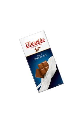 Fıorella Sütlü Çikolata Tablet 80 gr X 10 Adet