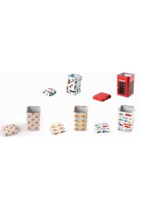 Nani Toys 5'li Dekoratif Metal Kutu Paketi