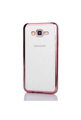 Gpack Samsung Galaxy J1 Kılıf 0.3MM Lazer Silikon