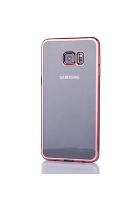 Gpack Samsung Galaxy S6 EDGE PLUS Kılıf 0.3MM Lazer Silikon